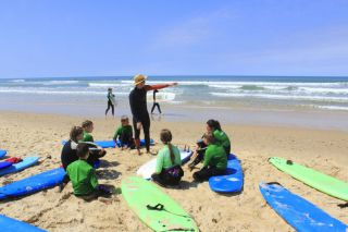 Surf or Beach | Carcans Plage | Camp 12-15